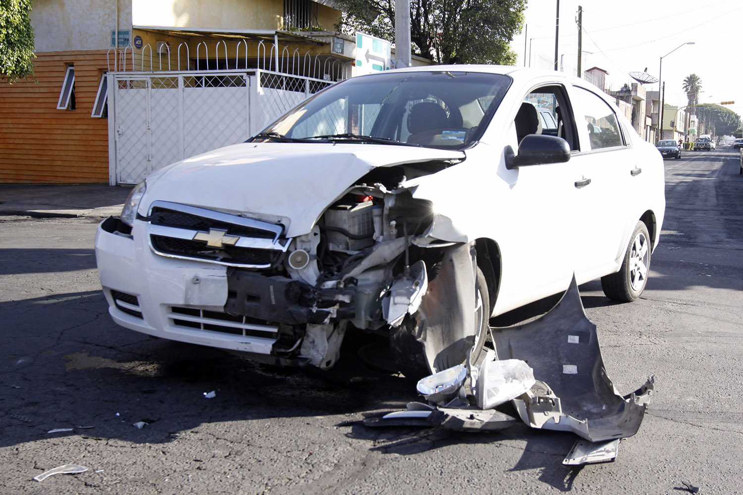 Puebla | Incrementan accidentes vehiculares por festejos patrios