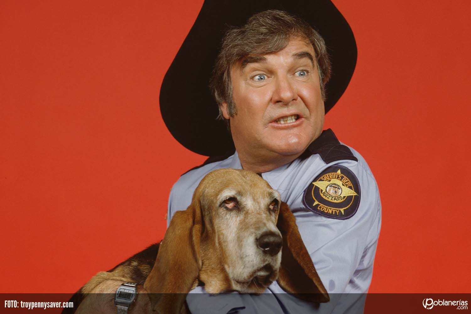 Muere el actor y director James Best