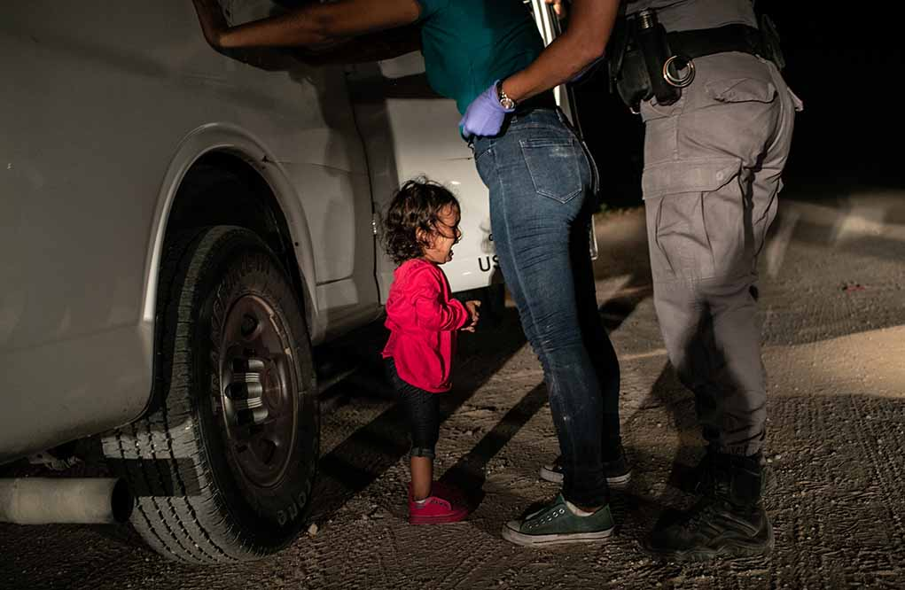 Foto sobre la migración gana el World Press Photo