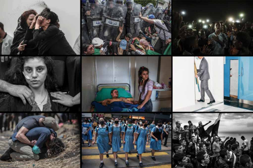 Estos son los nominados al World Press Photo 2020