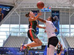 Basquetbol femenil mexicano
